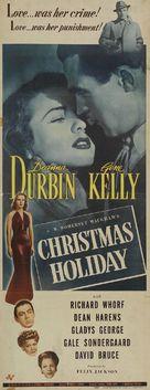 Christmas Holiday - Movie Poster (xs thumbnail)