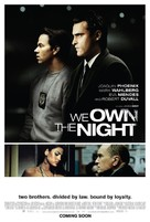 We Own the Night - British Movie Poster (xs thumbnail)