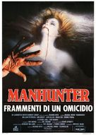 Manhunter - Italian Movie Poster (xs thumbnail)