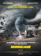 The Hurricane Heist - French Movie Poster (xs thumbnail)