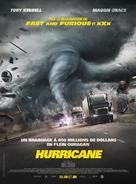 The Hurricane Heist - French Movie Poster (xs thumbnail)