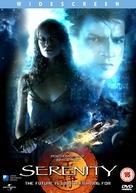 Serenity - British DVD movie cover (xs thumbnail)
