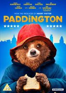 Paddington - British DVD cover (xs thumbnail)