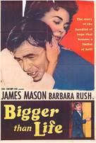 Bigger Than Life - Movie Poster (xs thumbnail)