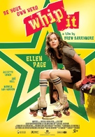 Whip It - Swiss Movie Poster (xs thumbnail)