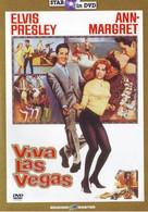 Viva Las Vegas - Italian Movie Cover (xs thumbnail)