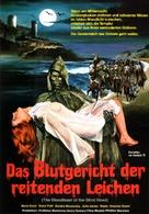 La noche de las gaviotas - German Movie Poster (xs thumbnail)