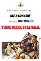 Thunderball - DVD cover (xs thumbnail)