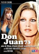 Don Juan ou Si Don Juan était une femme... - French DVD cover (xs thumbnail)