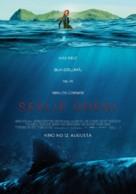 The Shallows - Latvian Movie Poster (xs thumbnail)