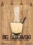 The Big Lebowski - British Re-release movie poster (xs thumbnail)