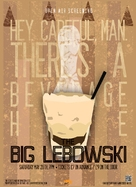 The Big Lebowski - British Re-release poster (xs thumbnail)