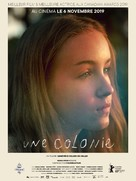 Une colonie - French Movie Poster (xs thumbnail)