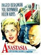 Anastasia - French Movie Poster (xs thumbnail)
