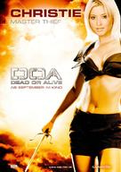 Dead Or Alive - German Teaser poster (xs thumbnail)