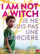 I Am Not a Witch - French Movie Poster (xs thumbnail)