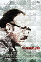 The Conversation - Re-release movie poster (xs thumbnail)