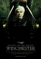 Winchester - German Movie Poster (xs thumbnail)