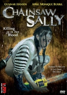 Chainsaw Sally - DVD cover (xs thumbnail)