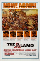 The Alamo - Movie Poster (xs thumbnail)