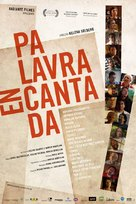 Palavra (en)cantada - Brazilian Movie Poster (xs thumbnail)