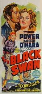 The Black Swan - Australian Movie Poster (xs thumbnail)