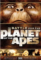Battle for the Planet of the Apes - DVD cover (xs thumbnail)