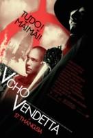 V For Vendetta - Vietnamese Movie Poster (xs thumbnail)