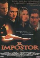 Deceiver - Spanish Movie Poster (xs thumbnail)