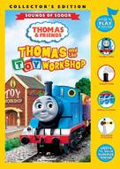"""Thomas the Tank Engine & Friends"" - DVD cover (xs thumbnail)"