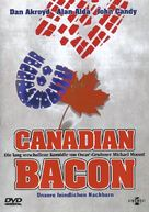 Canadian Bacon - German DVD cover (xs thumbnail)