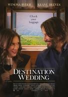 Destination Wedding - Dutch Movie Poster (xs thumbnail)