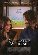 Destination Wedding - Dutch Movie Poster (xs thumbnail)
