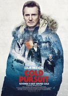Cold Pursuit - Norwegian Movie Poster (xs thumbnail)