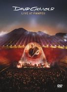 David Gilmour Live at Pompeii - British DVD cover (xs thumbnail)