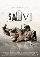 Saw VI - Spanish Movie Poster (xs thumbnail)
