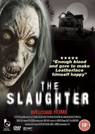 The Slaughter - British DVD cover (xs thumbnail)