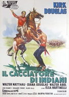 The Indian Fighter - Italian Movie Poster (xs thumbnail)