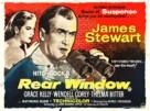 Rear Window - British Movie Poster (xs thumbnail)
