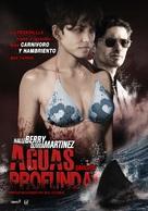 Dark Tide - Peruvian Movie Poster (xs thumbnail)