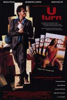 U Turn - Movie Poster (xs thumbnail)