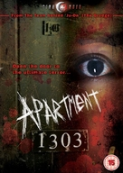 Apartment 1303 - British poster (xs thumbnail)