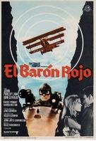 Von Richthofen and Brown - Spanish Movie Poster (xs thumbnail)