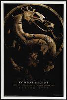Mortal Kombat - Teaser movie poster (xs thumbnail)