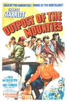Outpost of the Mounties - Movie Poster (xs thumbnail)