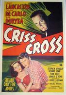 Criss Cross - Australian Movie Poster (xs thumbnail)