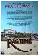 Ragtime - Swedish Movie Poster (xs thumbnail)