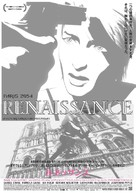 Renaissance - Japanese Movie Poster (xs thumbnail)
