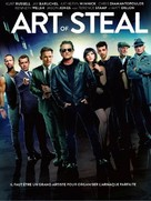 The Art of the Steal - French DVD movie cover (xs thumbnail)