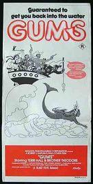 Gums - Australian Movie Poster (xs thumbnail)
